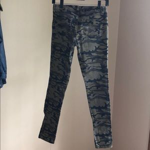 2b by bebe Jeans - Camo Jeans from 2b by bebe